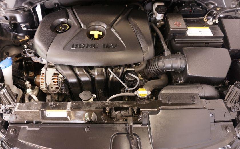 2011 Hyundai Elantra GL MILLAGE EXCEPTIONEL #7