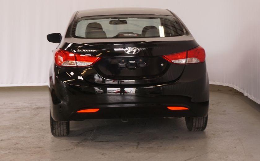 2011 Hyundai Elantra GL MILLAGE EXCEPTIONEL #8