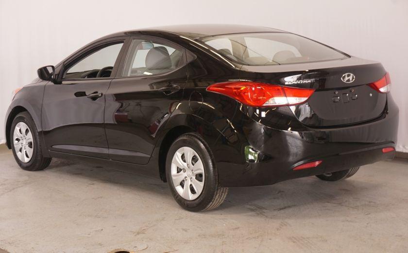 2011 Hyundai Elantra GL MILLAGE EXCEPTIONEL #9