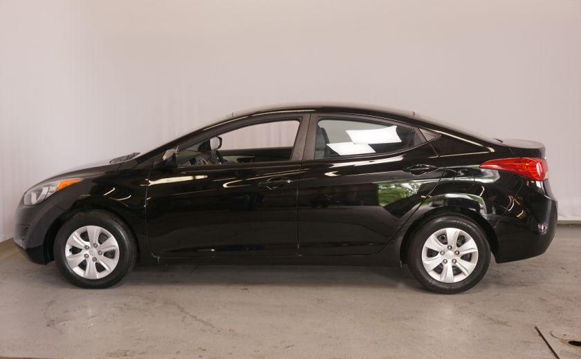 2011 Hyundai Elantra GL MILLAGE EXCEPTIONEL #10