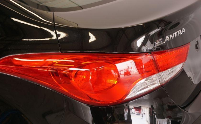 2011 Hyundai Elantra GL MILLAGE EXCEPTIONEL #11