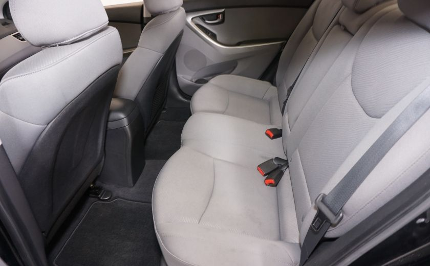 2011 Hyundai Elantra GL MILLAGE EXCEPTIONEL #16