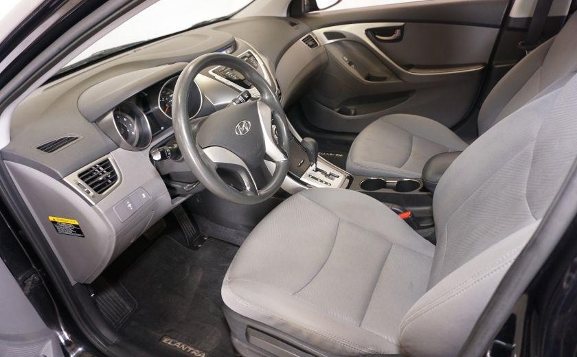 2011 Hyundai Elantra GL MILLAGE EXCEPTIONEL #17