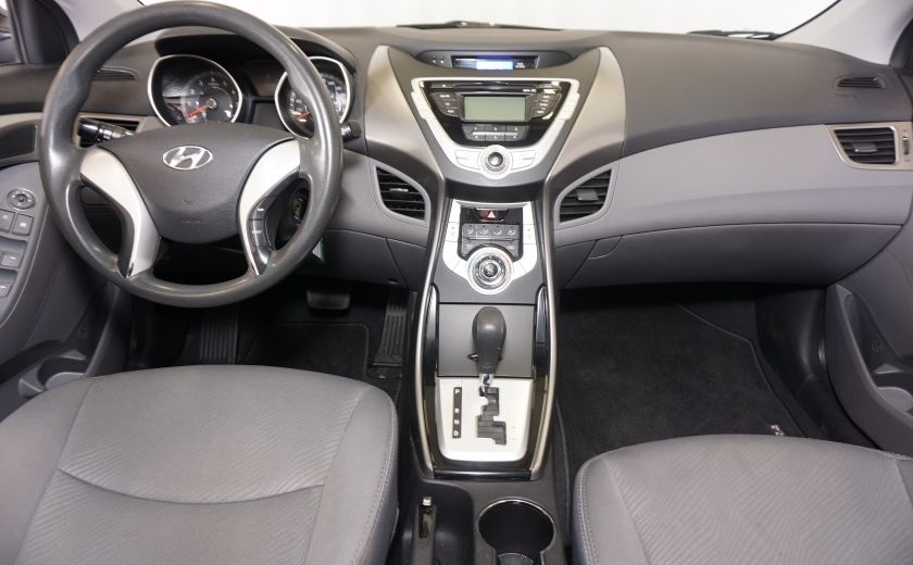 2011 Hyundai Elantra GL MILLAGE EXCEPTIONEL #18
