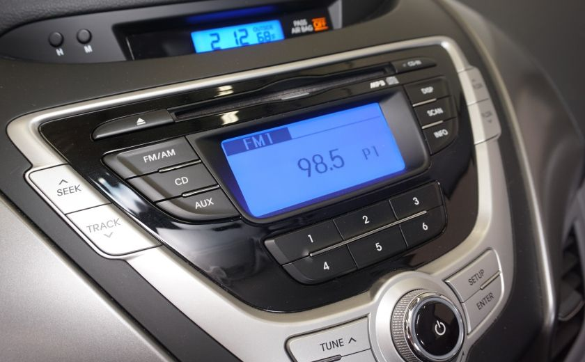 2011 Hyundai Elantra GL MILLAGE EXCEPTIONEL #23