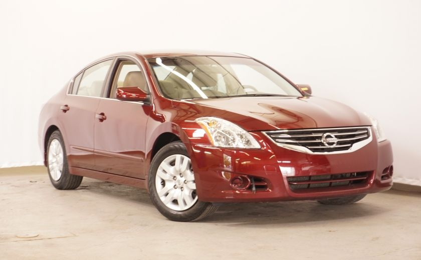 2010 Nissan Altima 2.5 S MILLAGE EXCEPTIONNE #0
