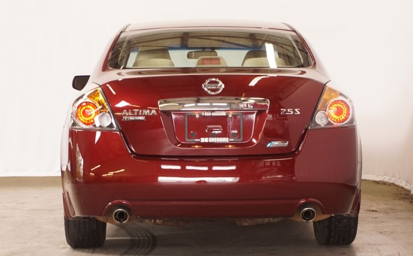 2010 Nissan Altima 2.5 S MILLAGE EXCEPTIONNE #6