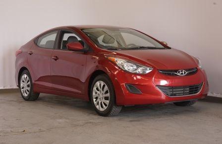 2013 Hyundai Elantra GL à Québec