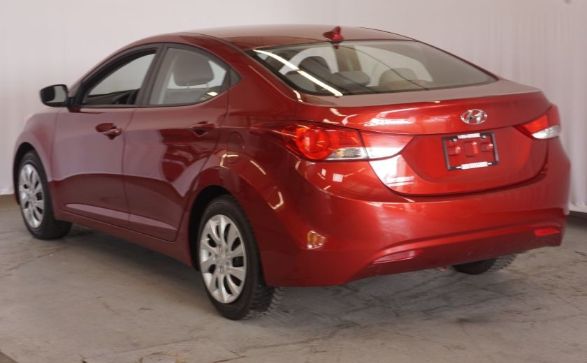 2013 Hyundai Elantra GL #8