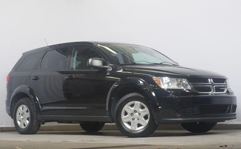 2011 Dodge Journey SXT #0