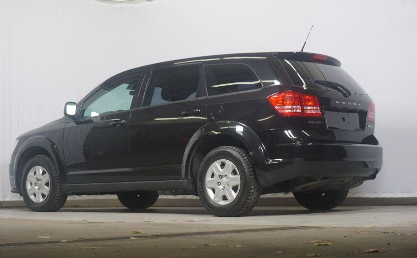 2011 Dodge Journey SXT #4