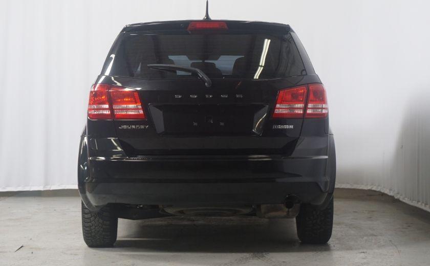 2011 Dodge Journey SXT #5