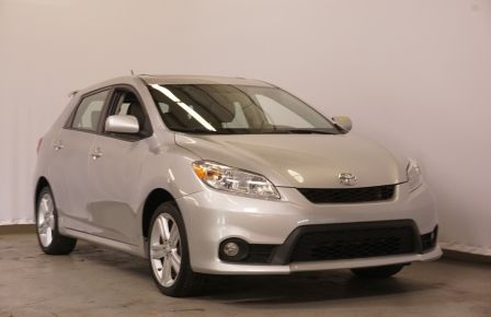 2012 Toyota Matrix CUIR TOIT in Saguenay