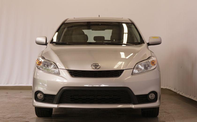 2012 Toyota Matrix CUIR TOIT #1