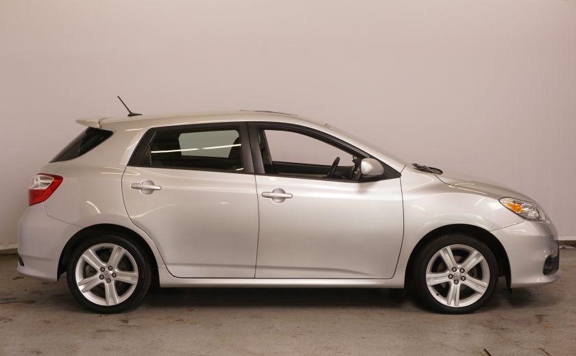 2012 Toyota Matrix CUIR TOIT #2