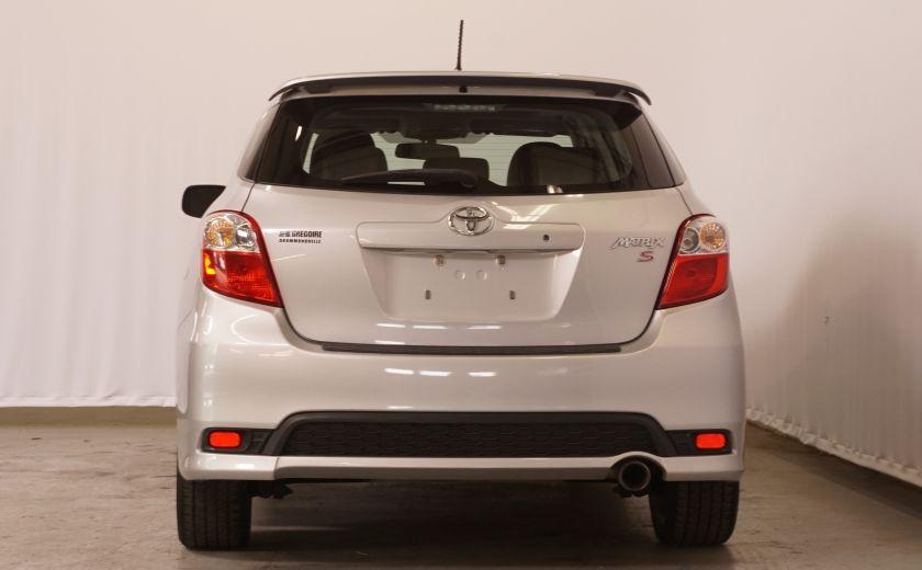 2012 Toyota Matrix CUIR TOIT #8