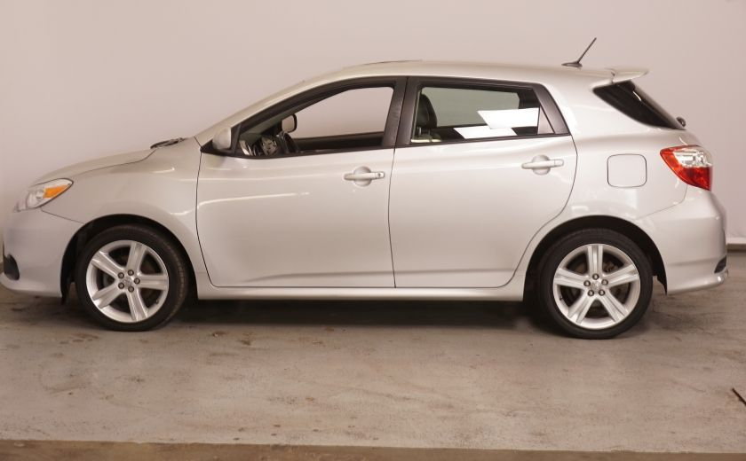 2012 Toyota Matrix CUIR TOIT #9
