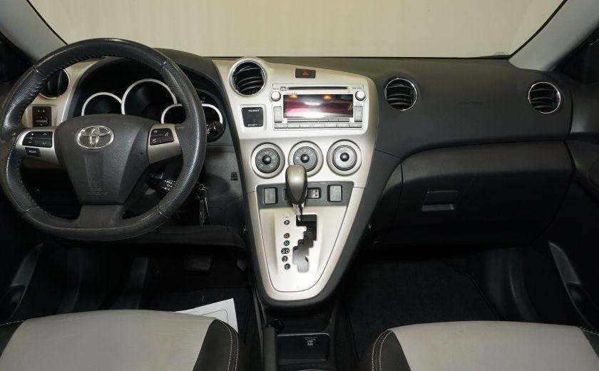 2012 Toyota Matrix CUIR TOIT #16