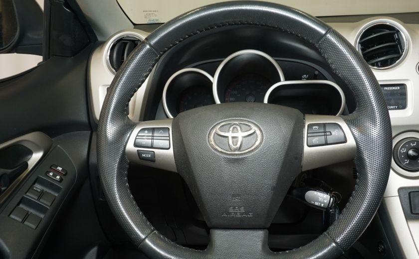 2012 Toyota Matrix CUIR TOIT #17