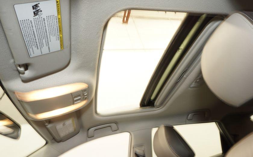 2012 Toyota Matrix CUIR TOIT #25