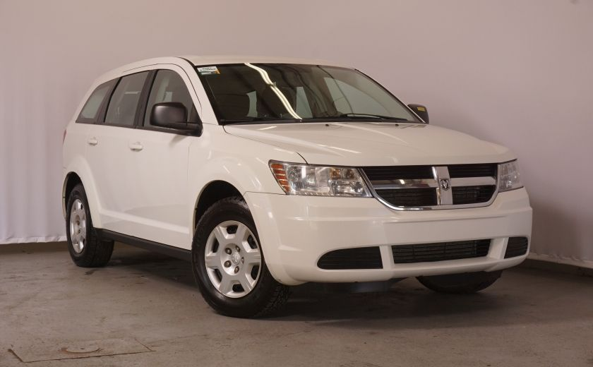 2010 Dodge Journey SE 7 PASSAGERS 2 AIRS #0