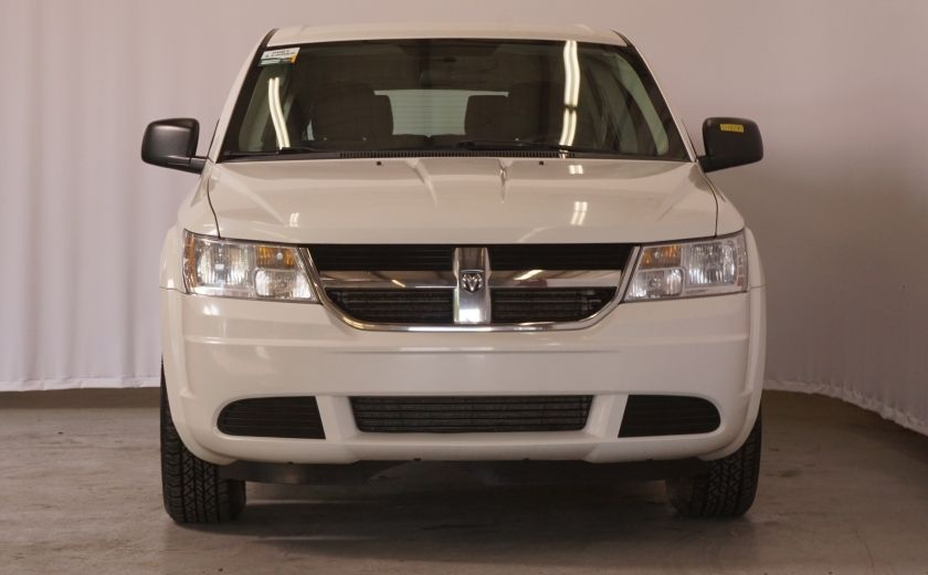 2010 Dodge Journey SE 7 PASSAGERS 2 AIRS #2