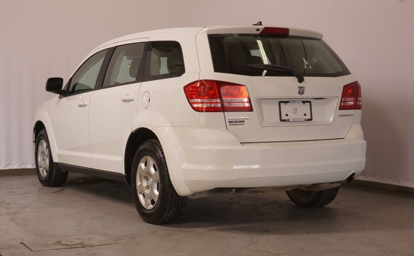 2010 Dodge Journey SE 7 PASSAGERS 2 AIRS #11