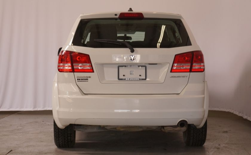 2010 Dodge Journey SE 7 PASSAGERS 2 AIR #12