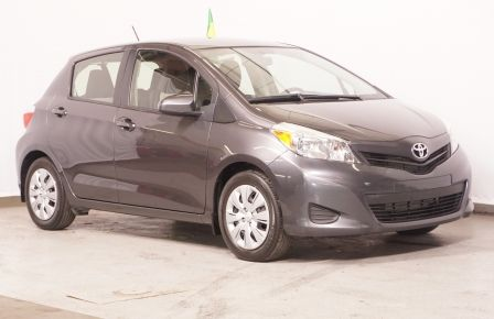 2013 Toyota Yaris LE HBACK AIR GR ELECTRIQUE in Victoriaville