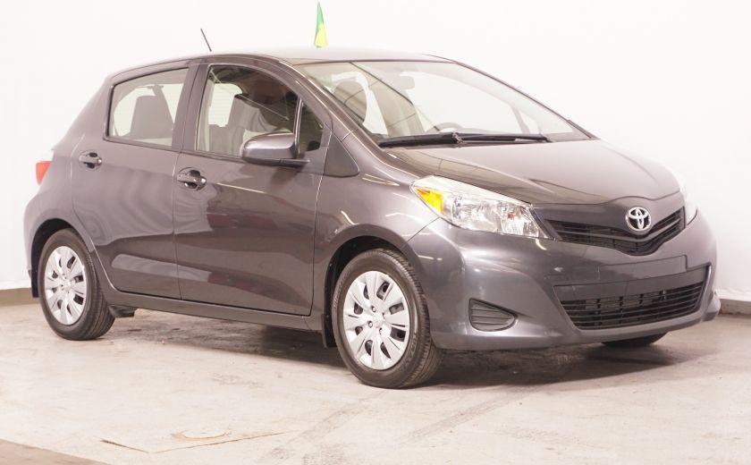 2013 Toyota Yaris LE HBACK AIR GR ELECTRIQUE #0