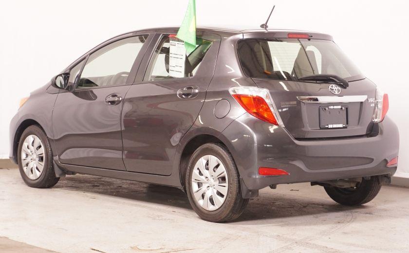 2013 Toyota Yaris LE HBACK AIR GR ELECTRIQUE #3