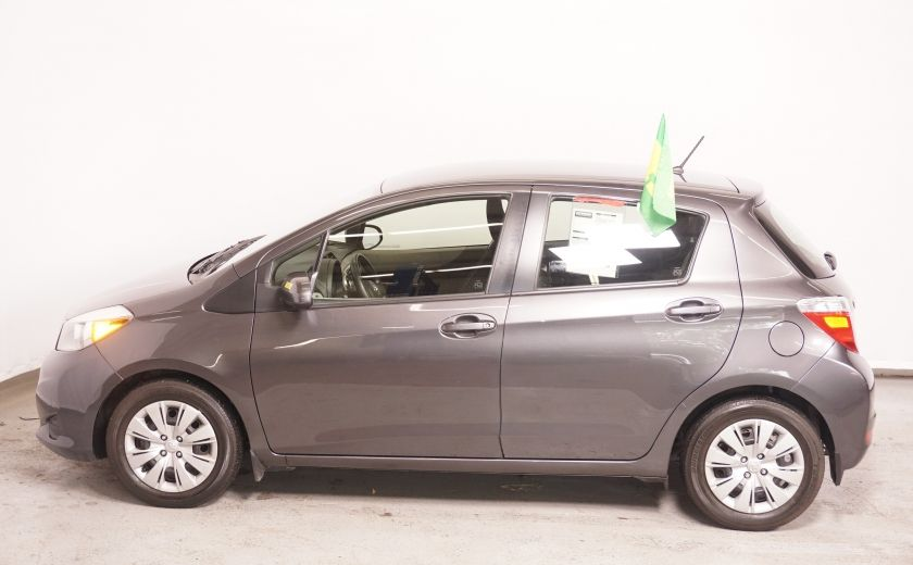 2013 Toyota Yaris LE HBACK AIR GR ELECTRIQUE #4