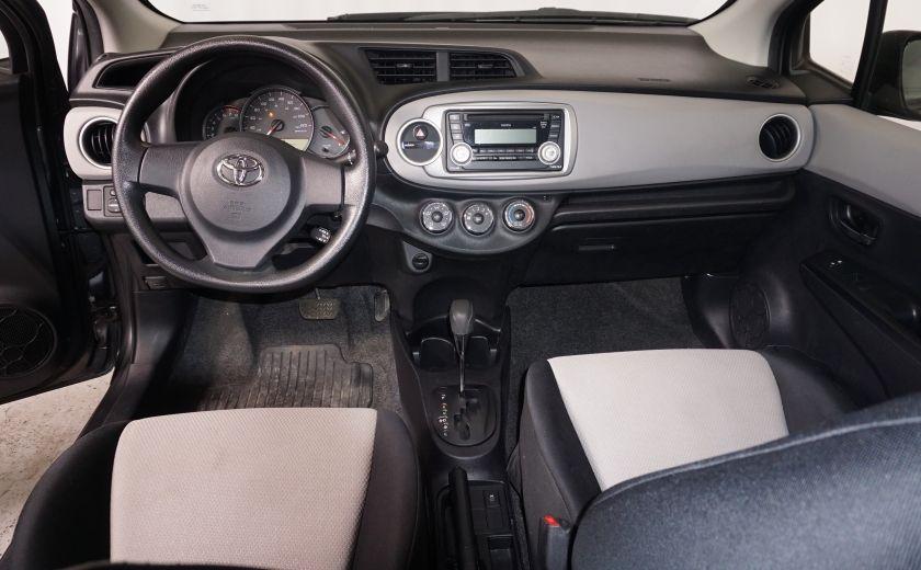 2013 Toyota Yaris LE,  AIR GR ELECTRIQUE #8