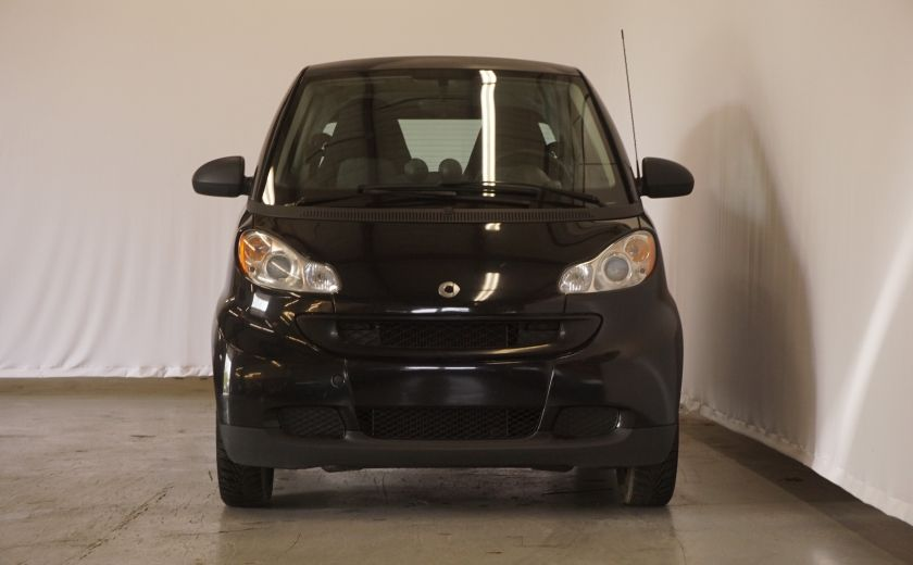 2011 Smart Fortwo Pure #1