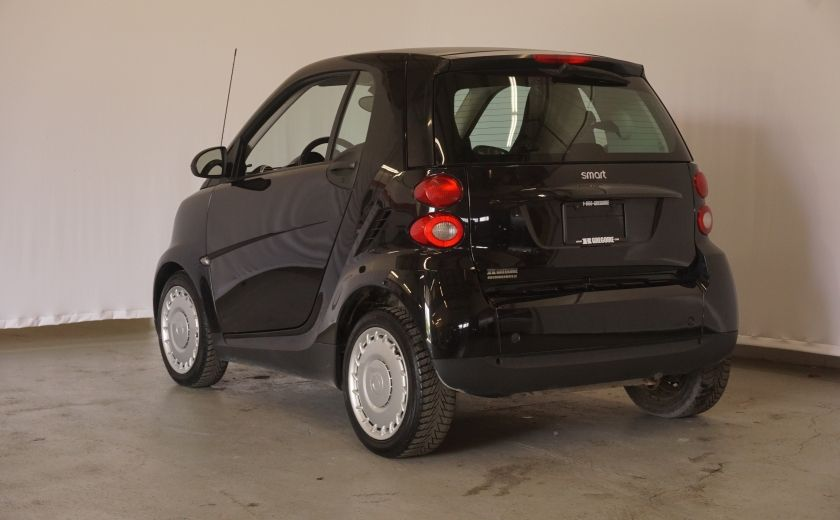 2011 Smart Fortwo Pure #4