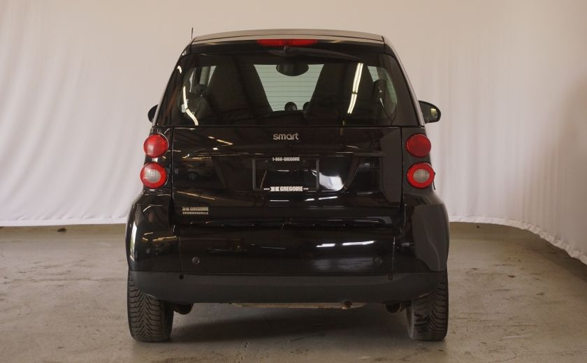 2011 Smart Fortwo Pure #5
