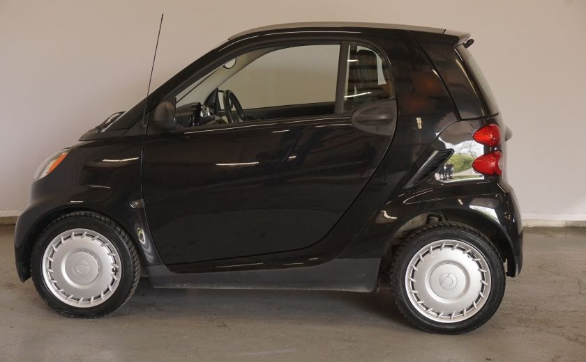 2011 Smart Fortwo Pure #8