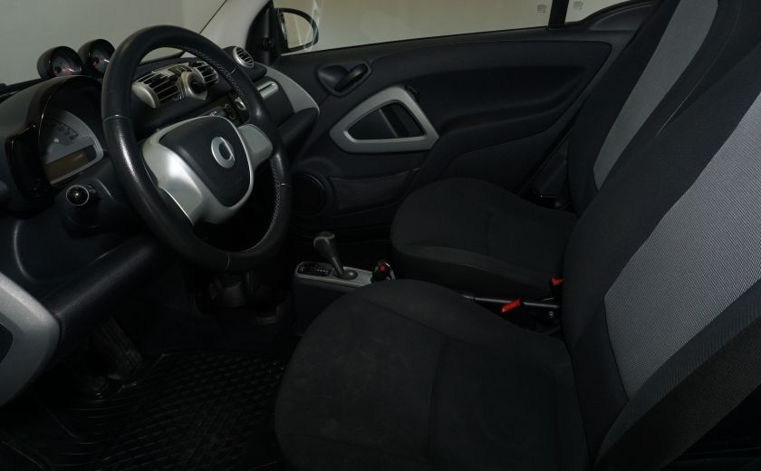 2011 Smart Fortwo Pure #9