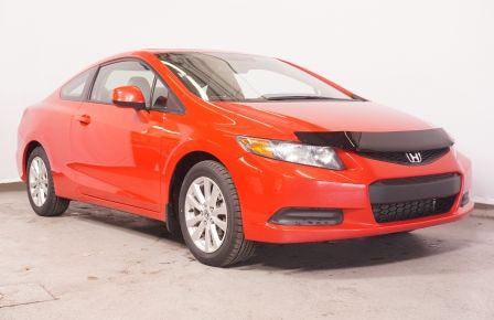 2012 Honda Civic EX TOIT  ELECTRIQUE AUTOMATIQUE à New Richmond