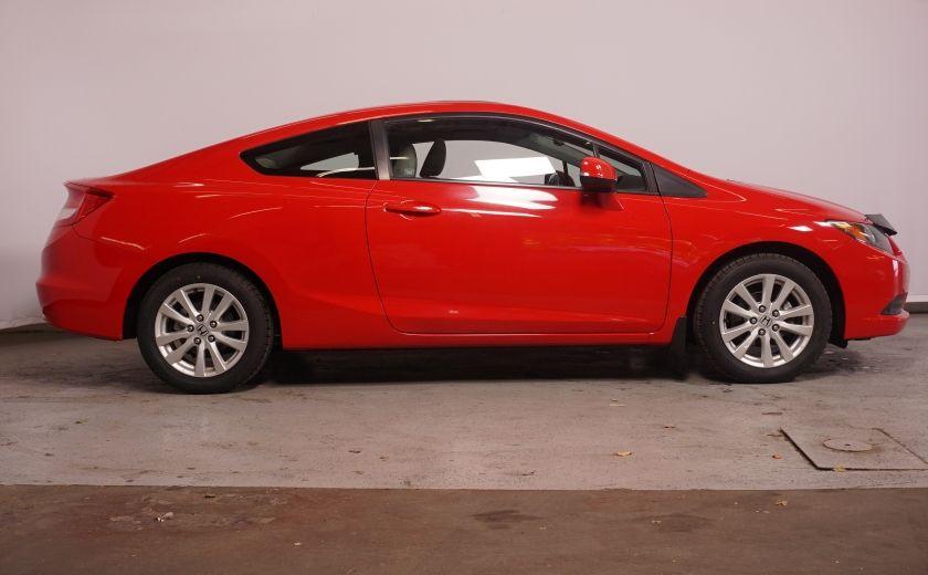 2012 Honda Civic EX TOIT  ELECTRIQUE AUTOMATIQUE #2
