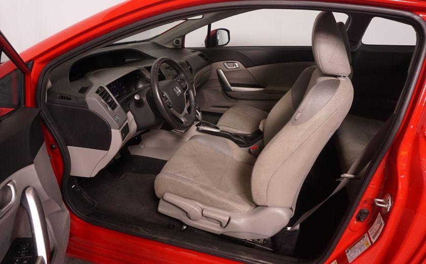2012 Honda Civic EX TOIT  ELECTRIQUE AUTOMATIQUE #7