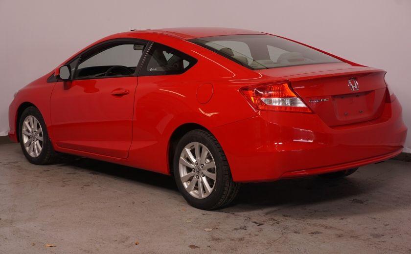 2012 Honda Civic EX TOIT  ELECTRIQUE AUTOMATIQUE #12