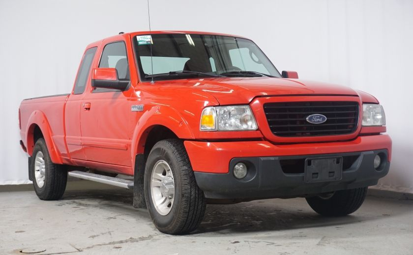 2009 Ford Ranger SPORT, DOUBLE CAB #0