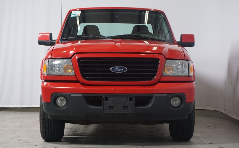 2009 Ford Ranger SPORT, DOUBLE CAB #1