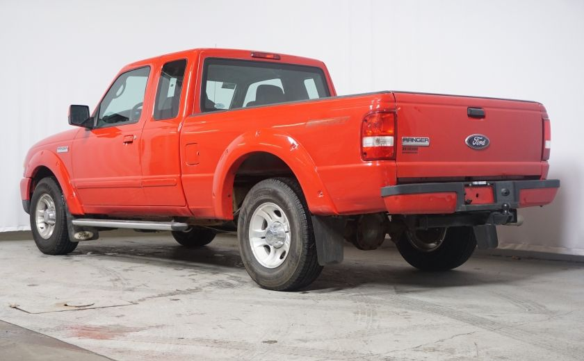 2009 Ford Ranger SPORT, DOUBLE CAB #3