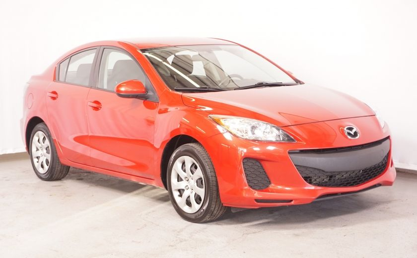 2013 Mazda 3 GX AIR CLIMATISÉ GR ELECTRIQUE #0