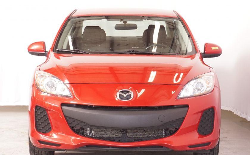 2013 Mazda 3 GX AIR CLIMATISÉ GR ELECTRIQUE #2