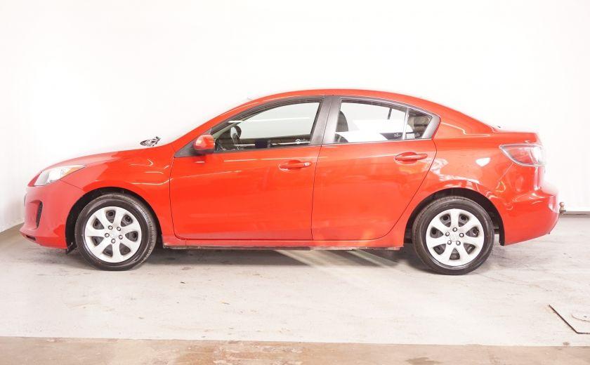2013 Mazda 3 GX AIR CLIMATISÉ GR ELECTRIQUE #4