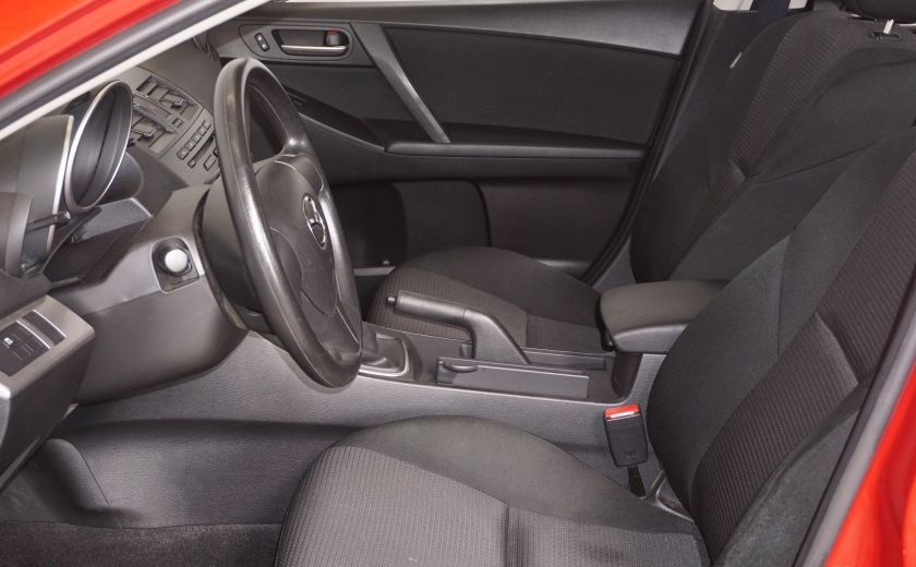 2013 Mazda 3 GX AIR CLIMATISÉ GR ELECTRIQUE #7