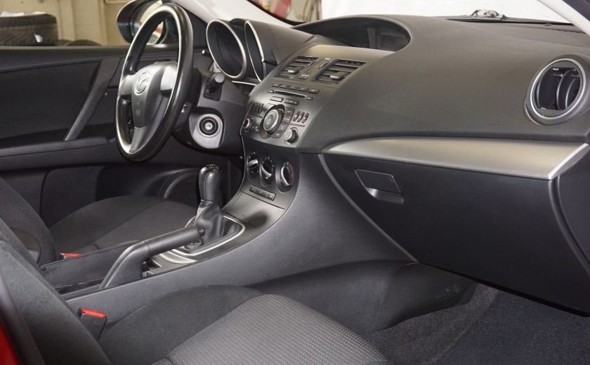 2013 Mazda 3 GX AIR CLIMATISÉ GR ELECTRIQUE #19
